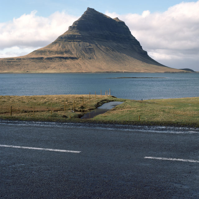 Untiteld (Moutains are shaped by the wind), Islande, 2012