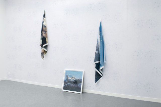 Geographies ( installation)